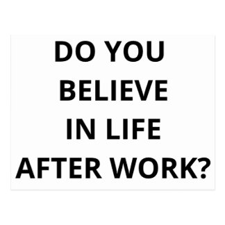 Do you believe in life after death essay