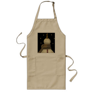 Do You Believe Long Apron