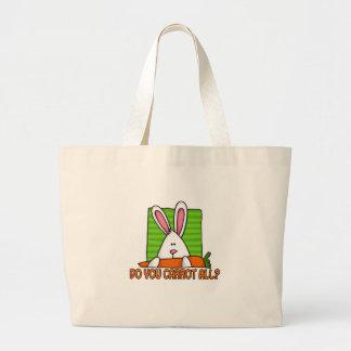 do you carrot all jumbo tote bag