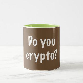 Do You Crypto? Coffee Mugs
