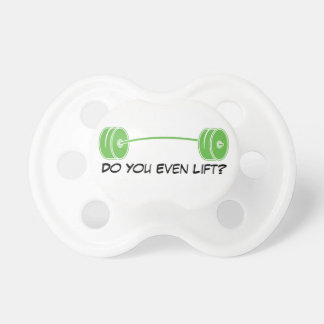 Do You Even Lift? Dummy