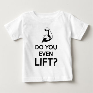 DO YOU EVEN LIFT T SHIRT TEE SHIRT WEIGHTLIFTING