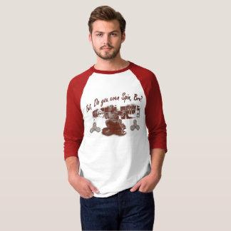 Do you even spin bro t-shirt Longsleeve