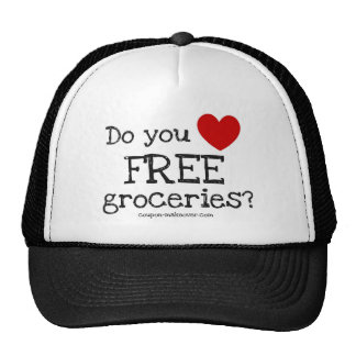 Do you love FREE Groceries Cap