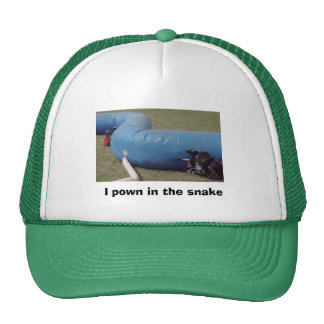 Do you pown in the snake? if you do this is the ha cap