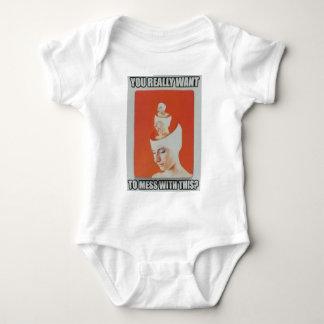 Do you really.... baby bodysuit