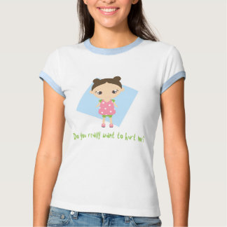 Do you really want to hurt me? t shirt