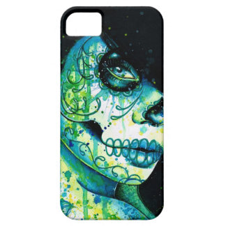 Do You Remember? Sugar Skull Girl Barely There iPhone 5 Case