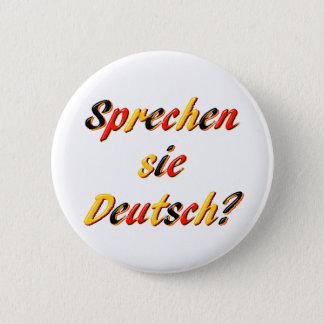 Do You Speak? 6 Cm Round Badge