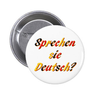 Do You Speak? 6 Cm Round Badge
