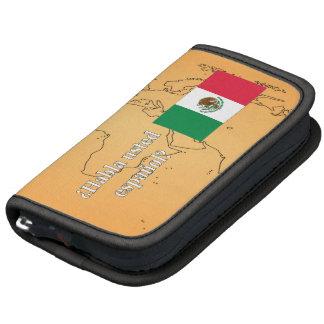 Do you speak Spanish? in Spanish. Flag wf Folio Planner