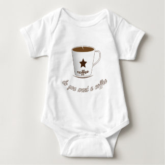Do you want a coffee baby bodysuit