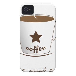 Do you want a coffee Case-Mate iPhone 4 case