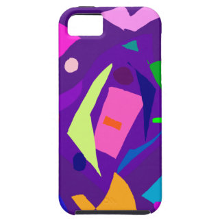 Do Your Best as a Human Being Purple Daylight iPhone 5 Cover