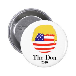 Doanld Trump - Presidential Button