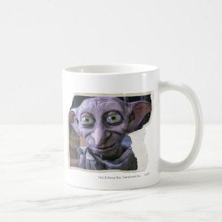Dobby 1 basic white mug