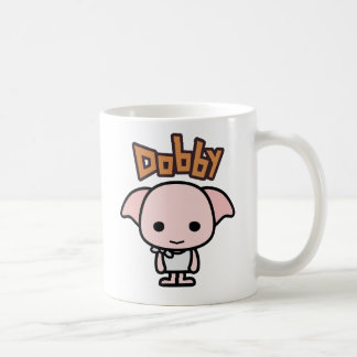 Dobby Cartoon Character Art Coffee Mug