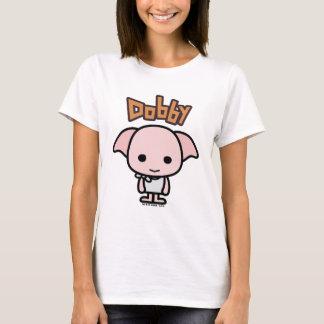Dobby Cartoon Character Art T-Shirt