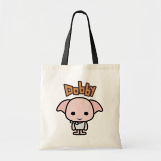 Dobby Cartoon Character Art Tote Bag