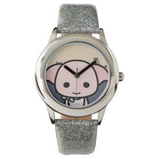Dobby Cartoon Character Art Wristwatches