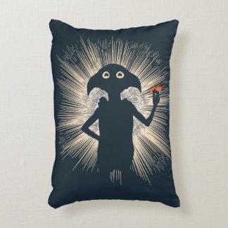 Dobby Casting Magic Decorative Cushion