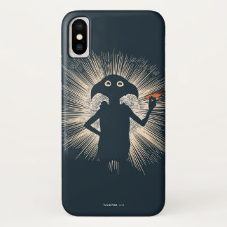Dobby Casting Magic iPhone X Case