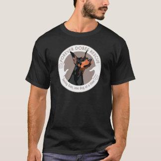 dobe-logo-round-gray T-Shirt