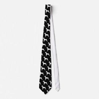 Dobe Silhouette Tie