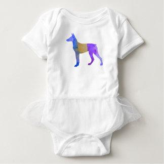 Doberman Baby Bodysuit