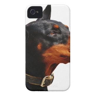 Doberman Dog Pet Animal iPhone 4 Cases