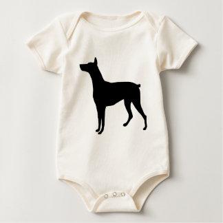Doberman Gear Baby Bodysuit