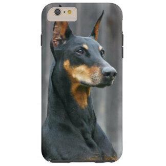 Doberman iPhone Case