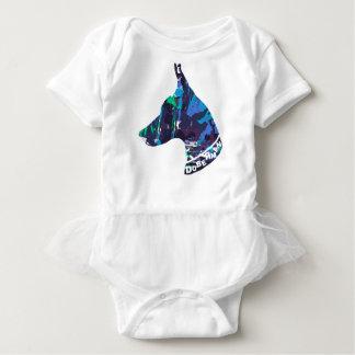 DOBERMAN Love Baby Bodysuit