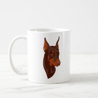 Doberman Mug