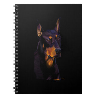 Doberman Notebook