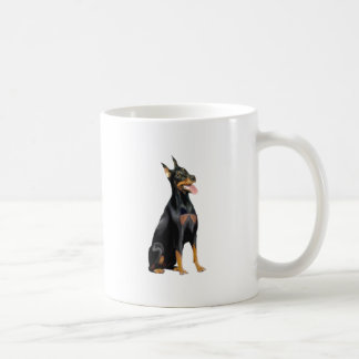 Doberman Pinscher (A) Coffee Mug