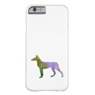Doberman Pinscher Barely There iPhone 6 Case