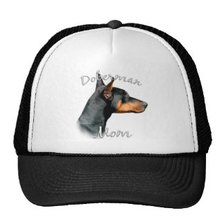 Doberman Pinscher (blk) Mom 2 Hat