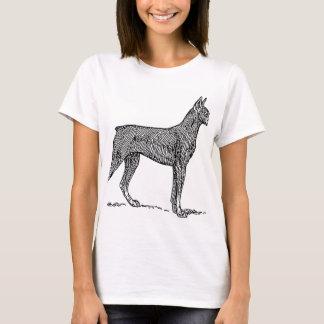 Doberman_Pinscher drawing T-Shirt