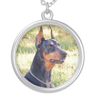 Doberman Pinscher Necklace