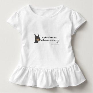 doberman pinscher toddler T-Shirt