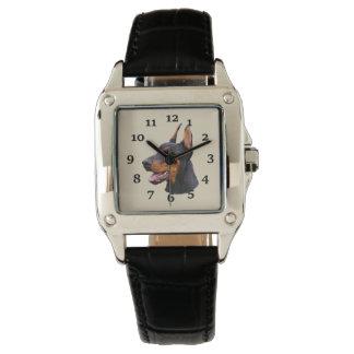 Doberman Pinscher Watch