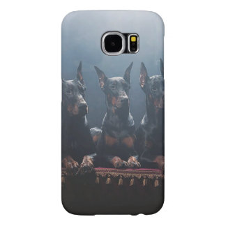 Doberman Samsung Galaxy S6, Barely There Samsung Galaxy S6 Cases