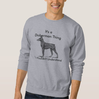 Doberman Sweatshirt