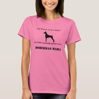 DobermanMama T-Shirt