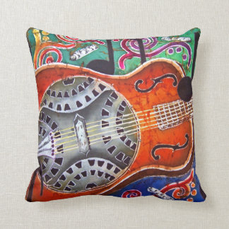 "Dobro Polyester Throw Pillow 16"" x 16"""