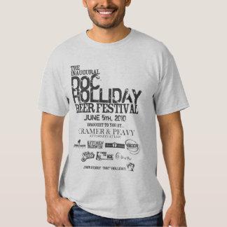 Doc Holliday Beer Festival Tshirt