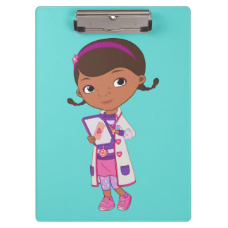 Doc McStuffins | All Part of my Job Clipboard