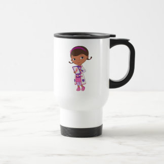 Doc McStuffins | All Part of my Job Travel Mug