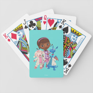 Doc McStuffins | Best Medic Buddies Bicycle Playing Cards